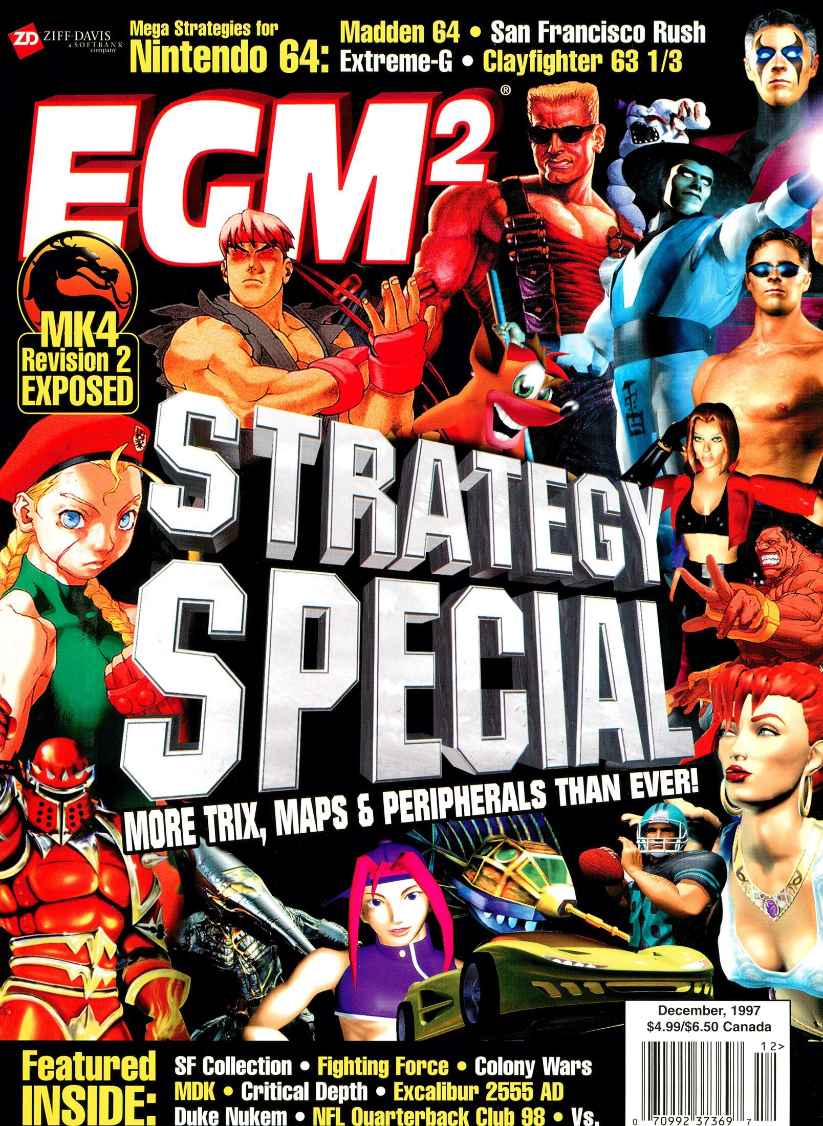 EGM2 Issue 42 (December 1997)