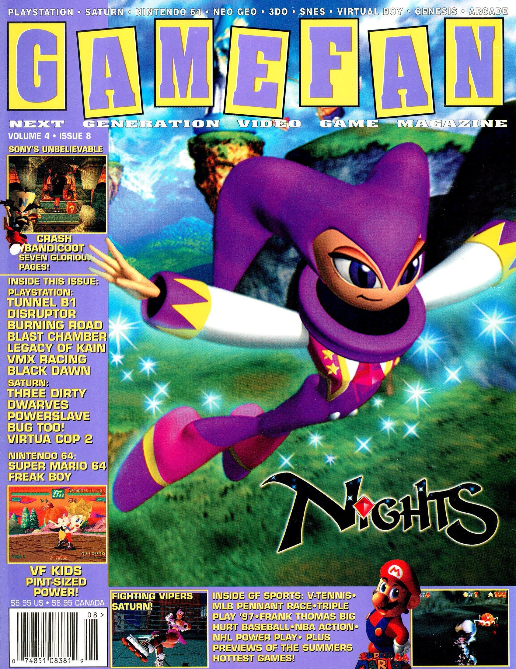 Gamefan Issue 44 August 1996 (Volume 4 Issue 8)