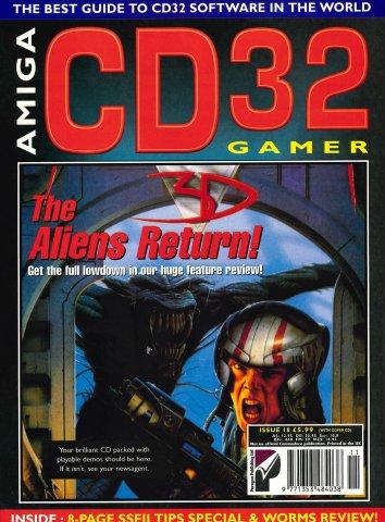 Amiga CD 32 Gamer Issue 18 November 1995