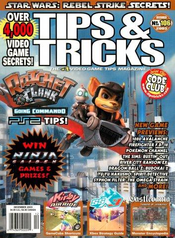 Tips & Tricks Issue 106 December 2003