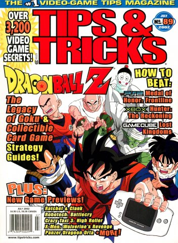 Tips & Tricks Issue 089 July 2002