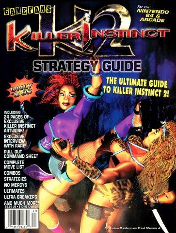 Killer Instinct 2 Strategy Guide