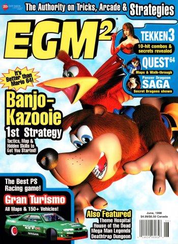 EGM2 Issue 48 (June 1998)