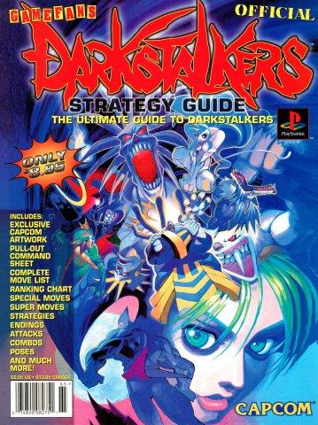 GameFan's Darkstalkers Strategy Guide