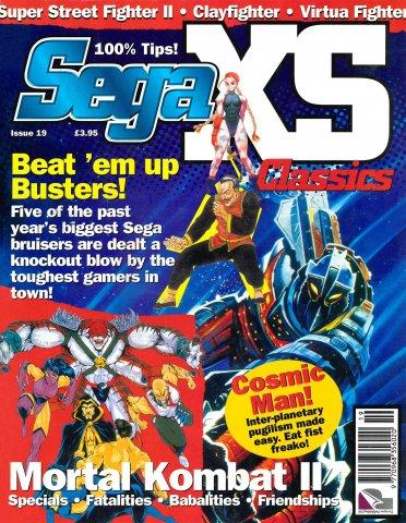 Sega XS Issue 19