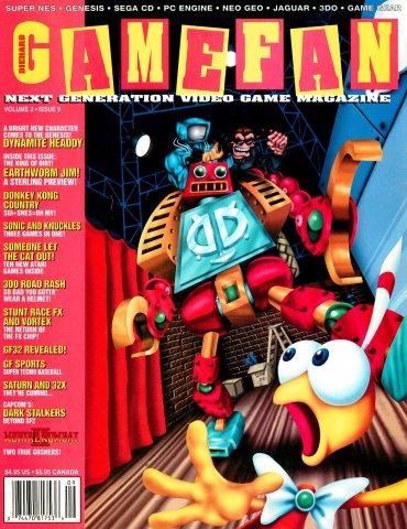 Gamefan Issue 21 August 1994 (Volume 2 Issue 9)