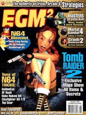 EGM2 Issue 43 (January 1998)