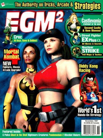 EGM2 Issue 41 (November 1997)
