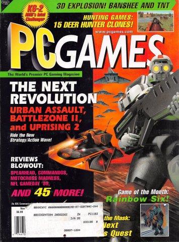 PC Games Vol. 05 No. 09 (November 1998)