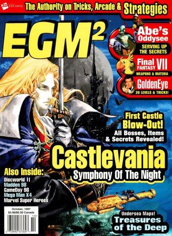 EGM2 Issue 40 (October 1997)