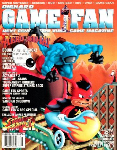Diehard Gamefan Issue 10 September 1993 (Volume 1 Issue 10)