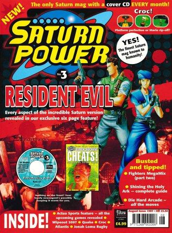 Saturn Power 03 (August 1997)