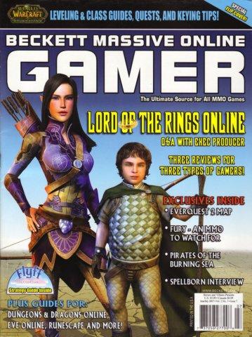 Beckett Massive Online Gamer (June / July 2007)