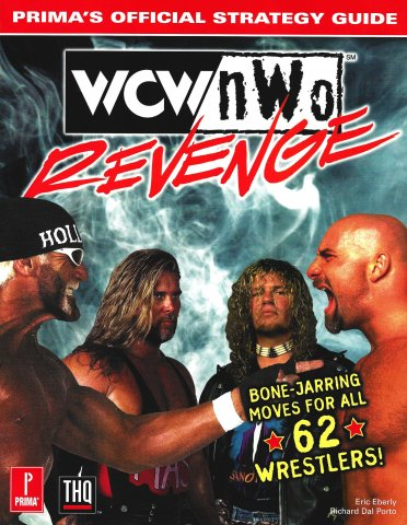 WCW-nWo Revenge Official Strategy Guide