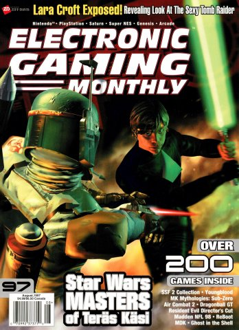 Electronic Gaming Monthly Issue 097 (August 1997)