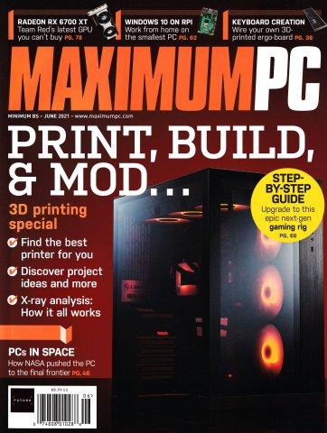 Maximum PC Volume 26 No 06 (June 2021)