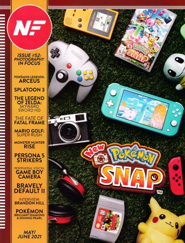 Nintendo Force Issue 52 (May/June 2021)