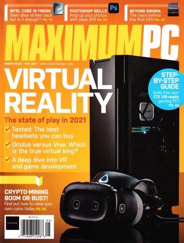 Maximum PC Volume 26 No 05 (May 2021)