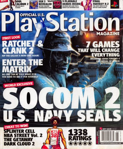 Official U.S. Playstation Magazine Issue 069 (June 2003)
