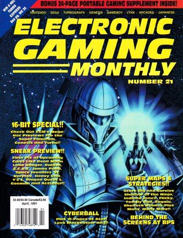 EGM 021 Apr 1991