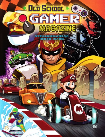 Old School Gamer Magazine Issue 22 (May 2021)