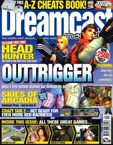Dreamcast Magazine 20 (March 2001)