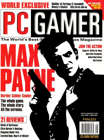PC Gamer Issue 084 (May 2001)