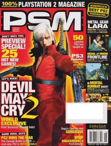 PSM Issue 059 June 2002 (Volume 6 Number 6)