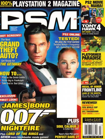 PSM Issue 060 July 2002 (Volume 6 Number 7) *cover 2*