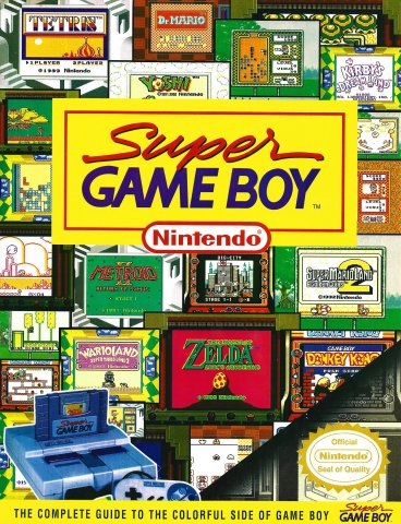 Super Game Boy Nintendo Guide