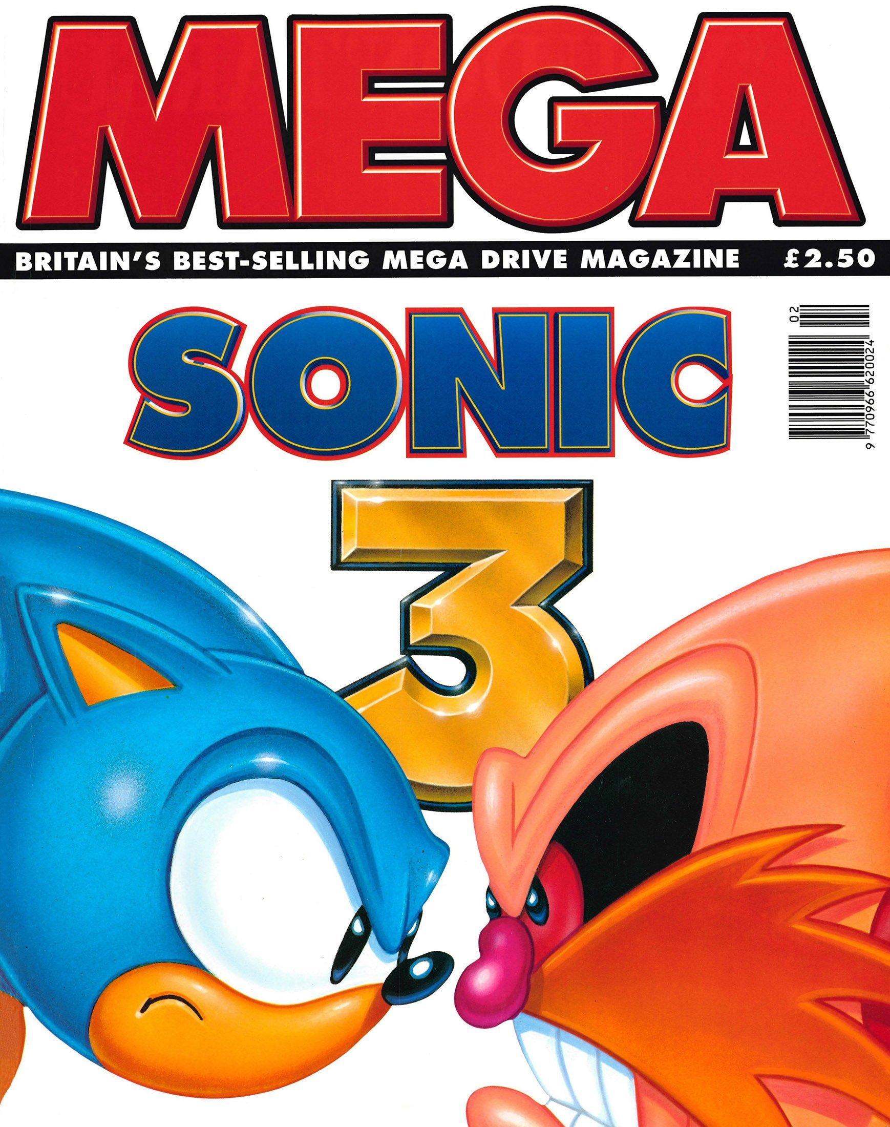 MEGA Issue 17 (February 1994)