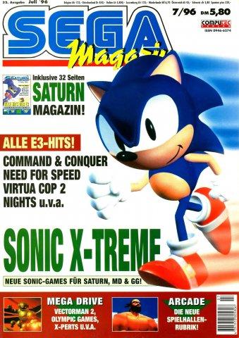 Sega Magazin Issue 32 (July 1996)