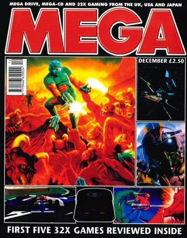 MEGA Issue 27 (December 1994)