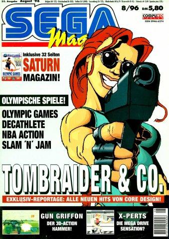 Sega Magazin Issue 33 (August 1996)