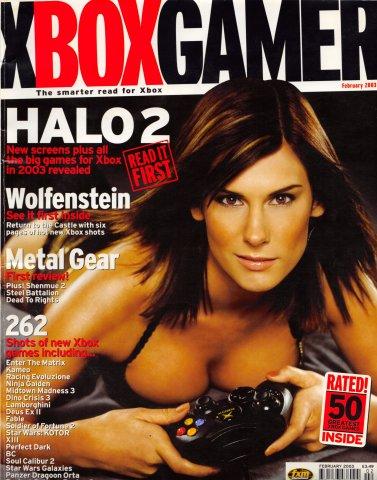 Xbox Gamer Issue 13 (February 2003)