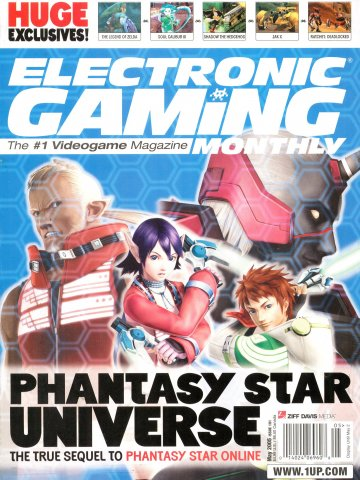 Electronic Gaming Monthly Issue 191 (May 2005)