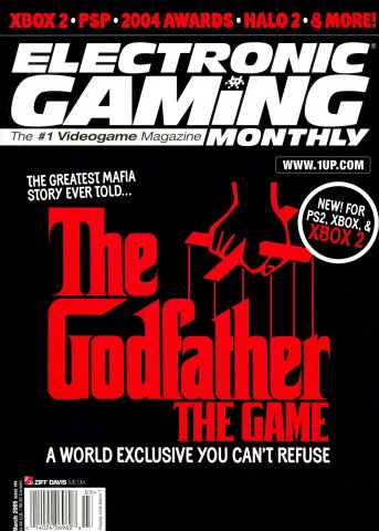 Electronic Gaming Monthly Issue 189 (March 2005)