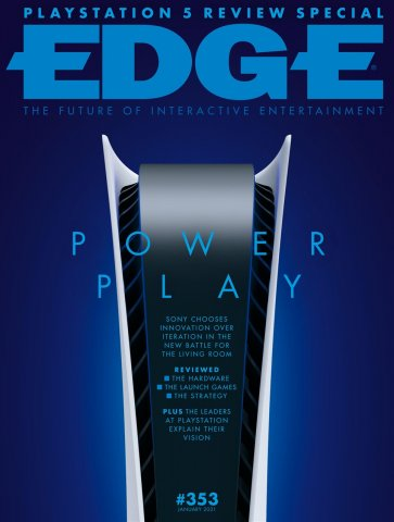 Edge 353 (January 2021)