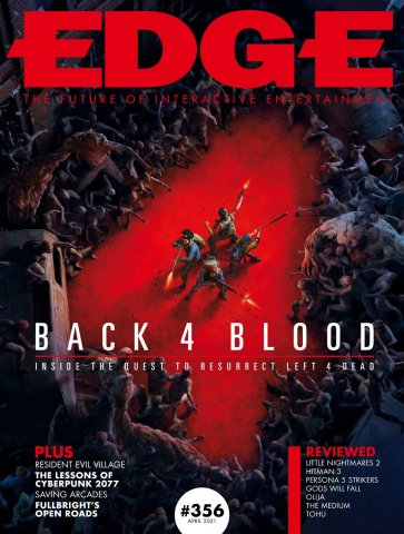 Edge 356 (April 2021)