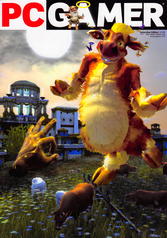 PC Gamer UK 154 November 2005
