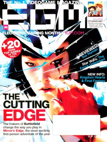Electronic Gaming Monthly Issue 233 (October 2008)