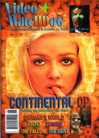 Video Watchdog Issue 168