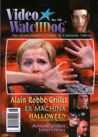 Video Watchdog Issue 180