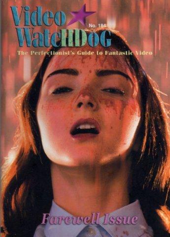 Video Watchdog Issue 184 (2017)