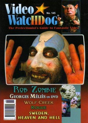 Video Watchdog Issue 145