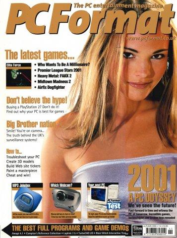 PC Format Issue 114 (Autumn 2000)