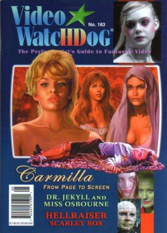 Video Watchdog Issue 183