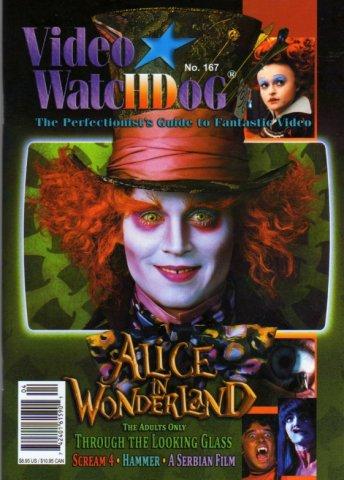 Video Watchdog Issue 167