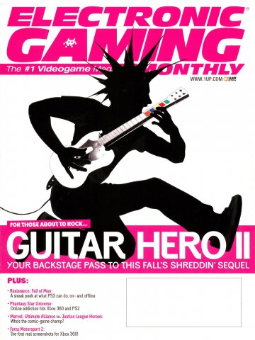 Electronic Gaming Monthly Issue 208 (October 2006)