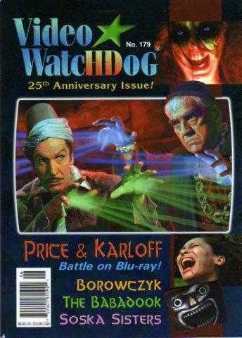 Video Watchdog Issue 179